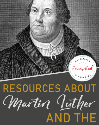 "sketch of Martin Luther with overlay - ""Resources About Martin Luther and the Reformation"""