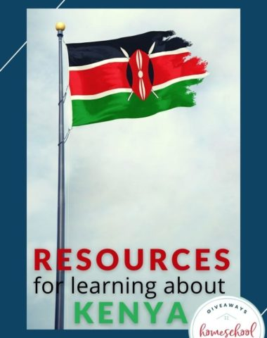 Resources for Learning About Kenya. #Kenyaresources #Kenyaprintables #kenyaunitstudies