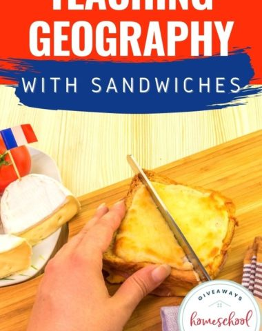 Teaching Geography with Sandwiches. #geographysandwiches #sandwichgeography #geographywithsandwiches #sandwichesaroundtheworld