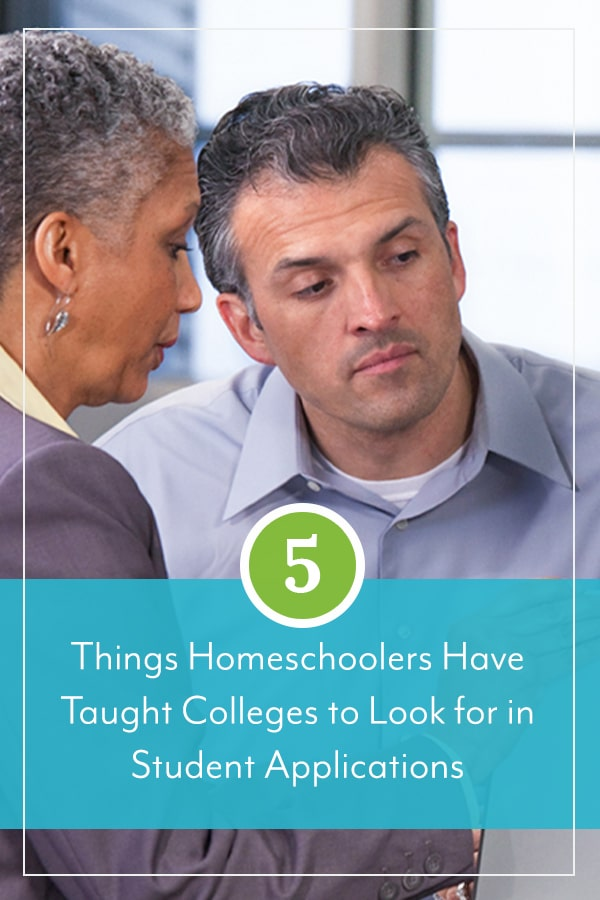 5 Things Homeschoolers Have Taught Colleges