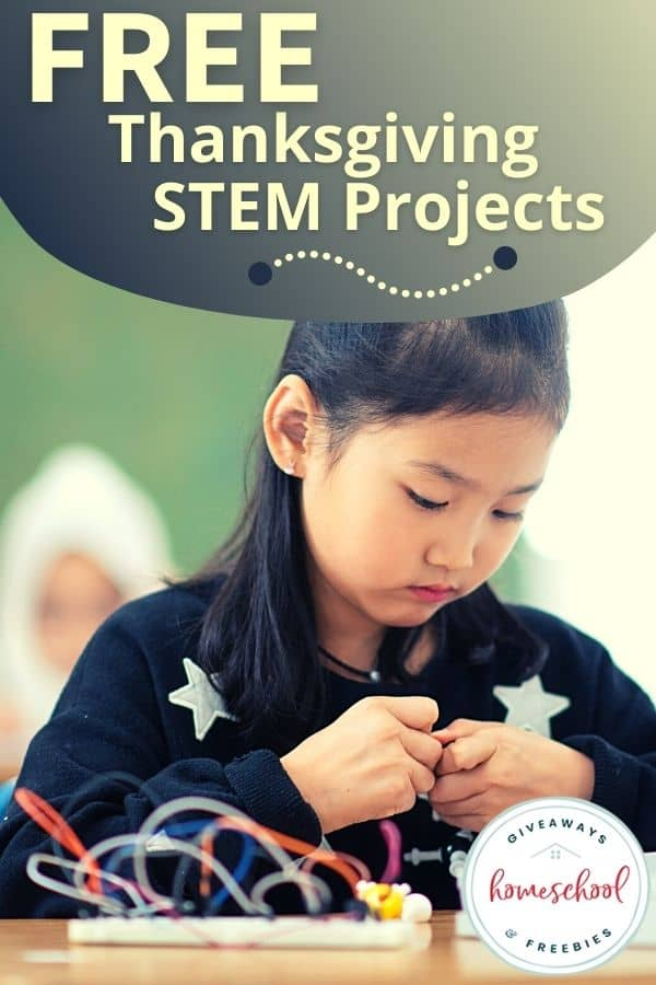 Free Thanksgiving STEM Projects. #ThanksgivingSTEM #Thanksgivingprojects