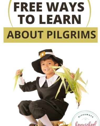 Fun and Free Ways to Learn About the Pilgrims. #pilgrimresources #learnaboutpilgrims #pilgrimactivities #pilgrimprintables