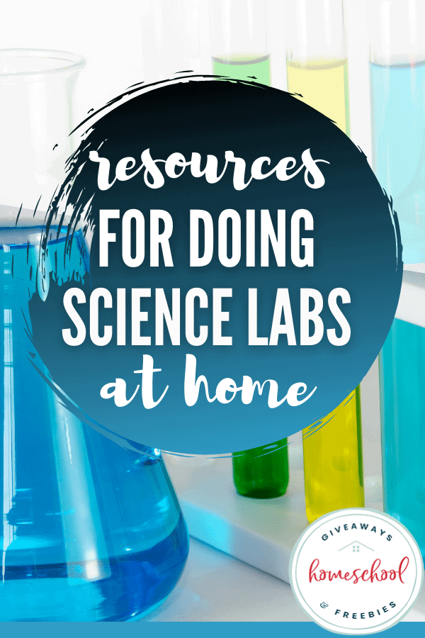 Printable At-Home Science Labs