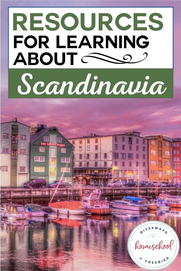 Resources for Learning About Scandinavia #scandinaviaresources #scandinavia resources