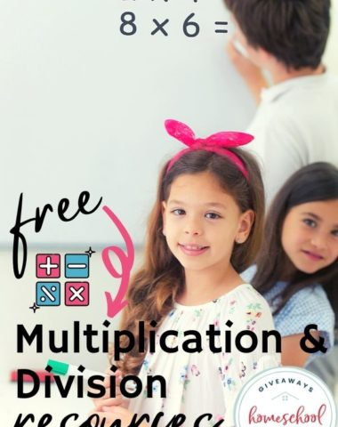 Free Multiplication & Division Resources. #multiplicationresources #divisionresources #multiplication division