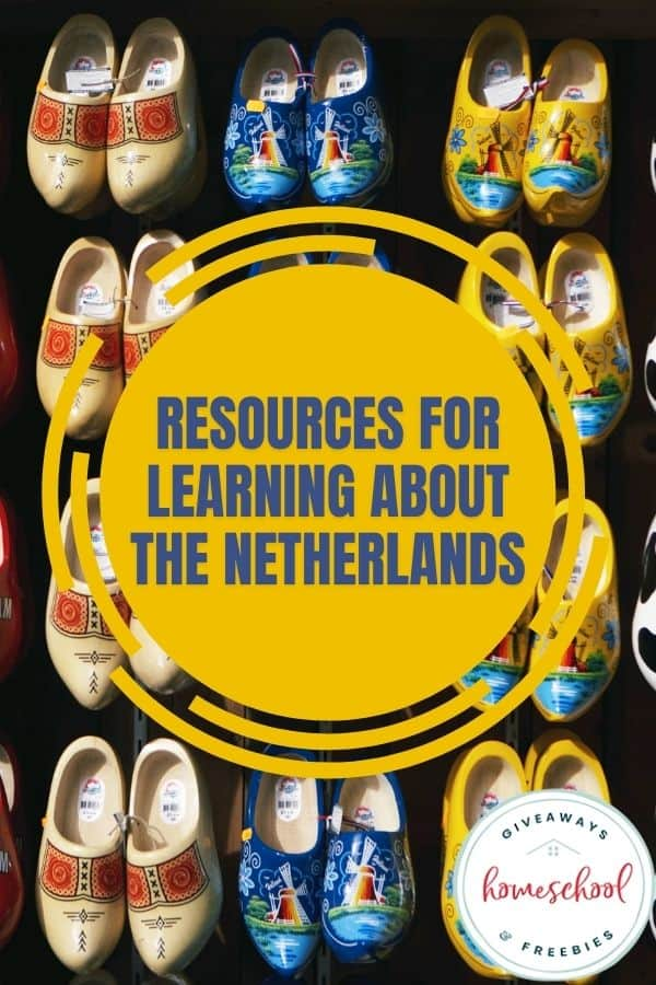 Free Netherlands Homeschool Curriculum