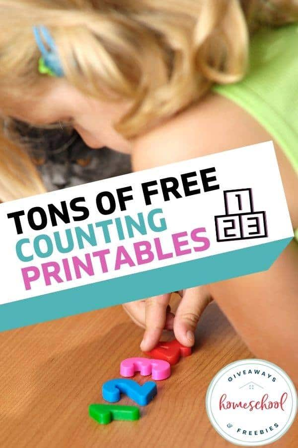 Free Counting Printables