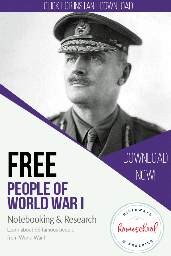 Free World War I Resources