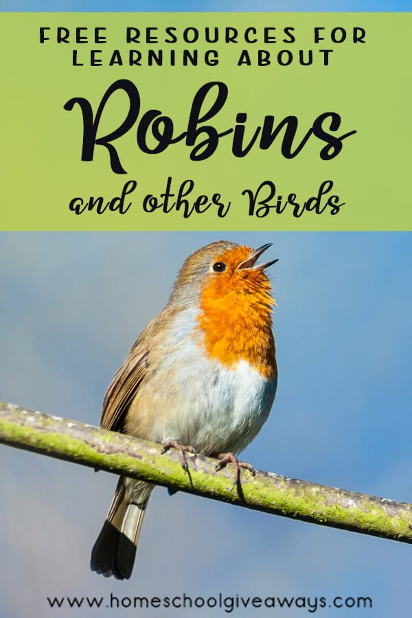 Free Resources for Learning about Robins
