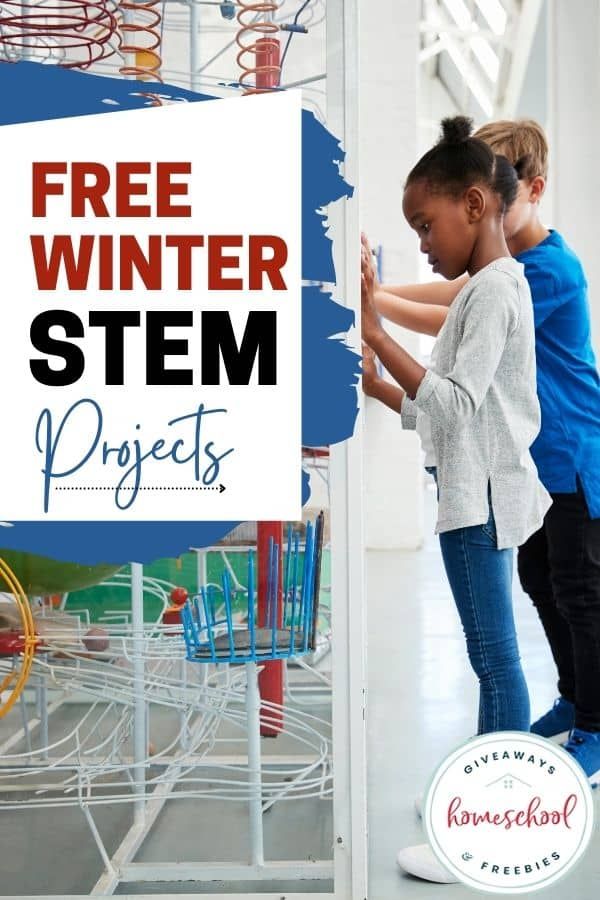 Free Winter Stem Homeschool Curriculum