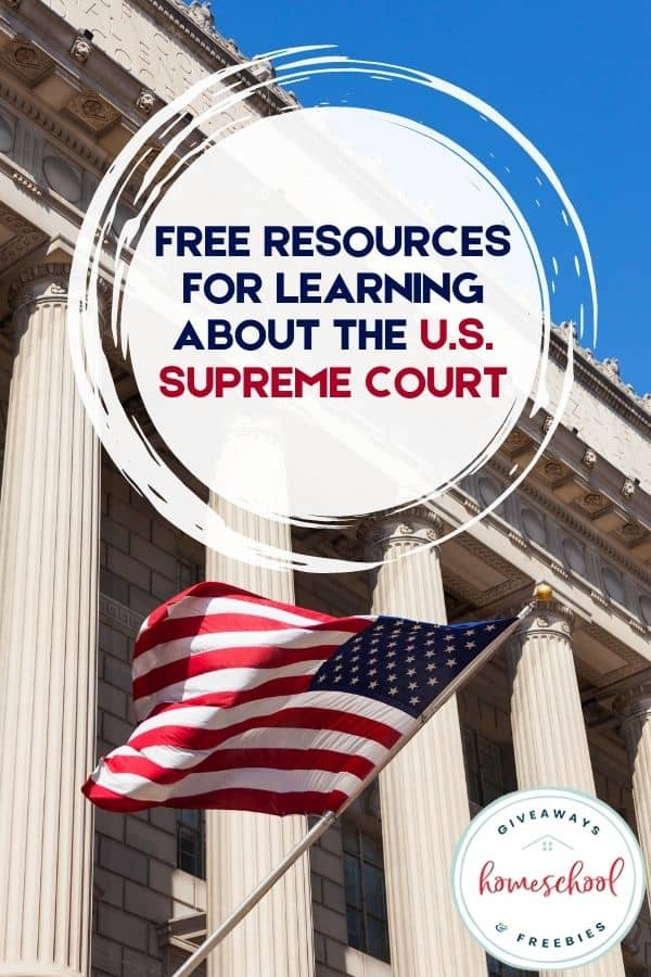 U.S. Supreme Court resources for kids