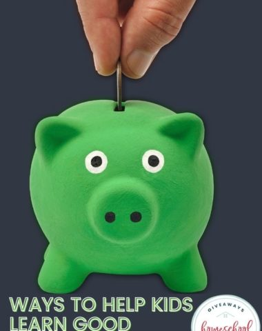 Ways to Help Kids Learn Good Budgeting Skills. #budgetingforkids #goodbudgetingskills #kidsandbudgeting #kidsmanagingmoney #Moneymanagementforkids