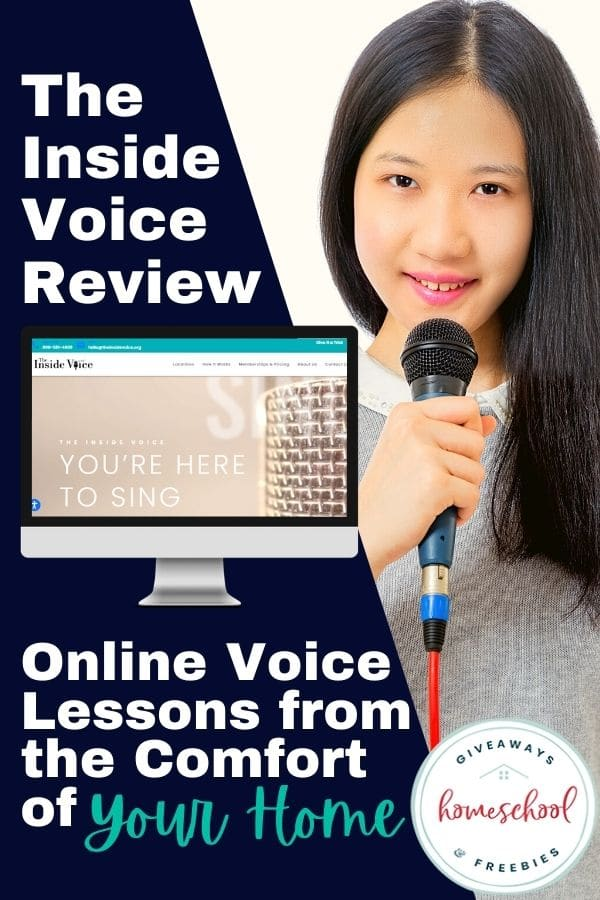 The Inside Voice Review - Online Voice Lessons from the Comfort of your Own Home