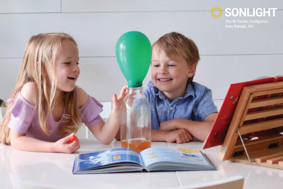 New! Sonlight Science: Hands-on, Literature-based, and STEM-centered