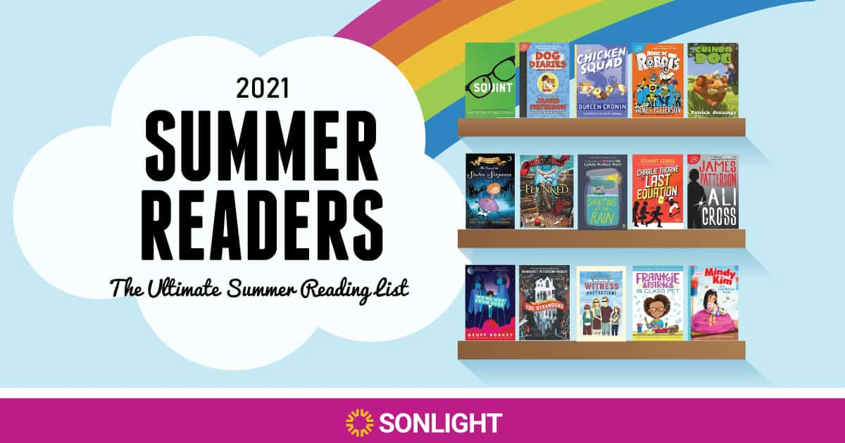 Rekindle Your Teens' Love of Books with Summer Readers from Sonlight