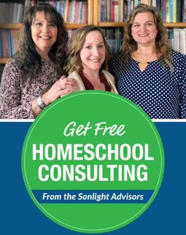 Get Free Homeschool Consulting with the Sonlight Advisors