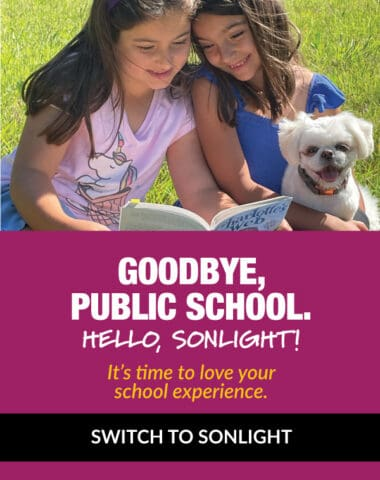 Maybe It's Time to Switch to Homeschooling with Sonlight